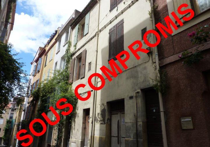 A vendre Maison Perpignan | R�f 66037935 - 66 immobilier