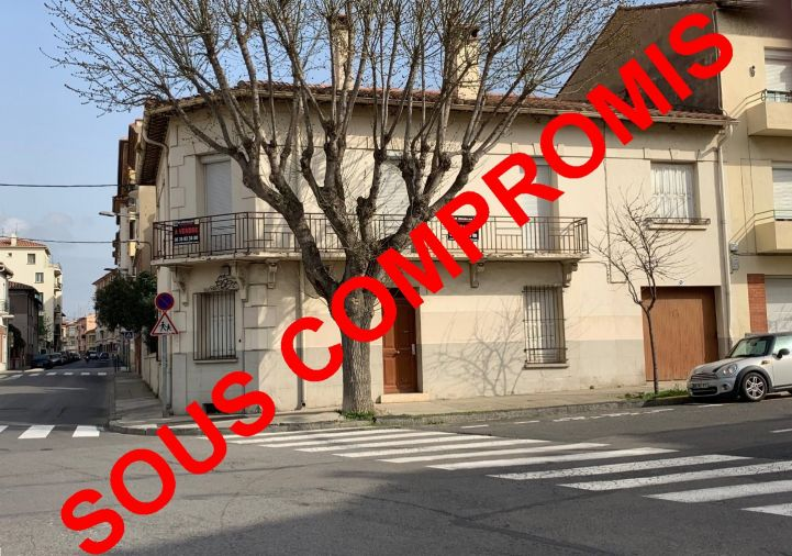 A vendre Maison de ville Perpignan | R�f 66037975 - 66 immobilier