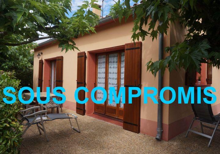 A vendre Maison individuelle Saint Cyprien Plage | Réf 660441186 - Agence le lagon
