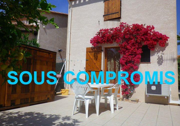 A vendre Maison en résidence Saint Cyprien Plage | Réf 660441194 - Agence le lagon
