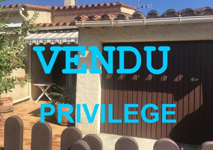 A vendre Maison en résidence Saint Cyprien Plage | Réf 660441206 - Agence le lagon