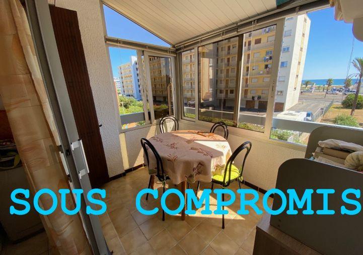A vendre Appartement Saint Cyprien Plage   Réf 660441211 - Agence le lagon