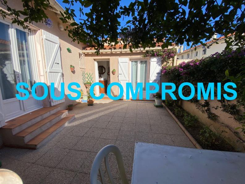 A vendre Saint Cyprien Plage 660441239 Agence le lagon