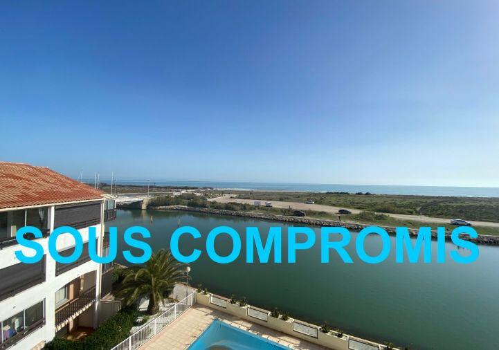 A vendre Appartement en résidence Saint Cyprien Plage | Réf 660441247 - Agence le lagon