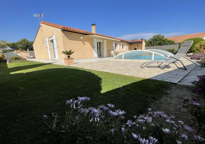 A vendre Maison Saint Cyprien Plage   Réf 660441260 - Agence le lagon