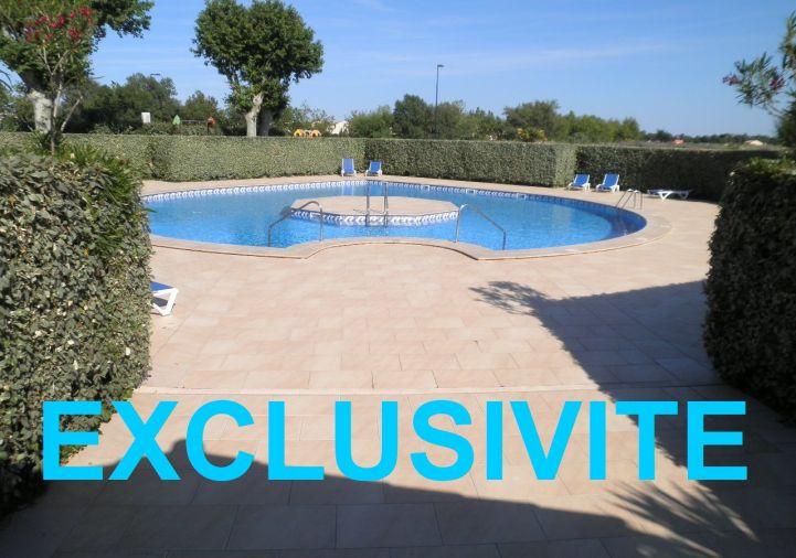 A vendre Appartement Saint Cyprien Plage | Réf 660441261 - Agence le lagon