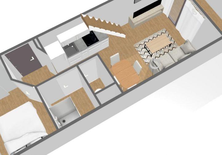 A vendre Appartement Saint Cyprien Plage | Réf 660441266 - Agence le lagon