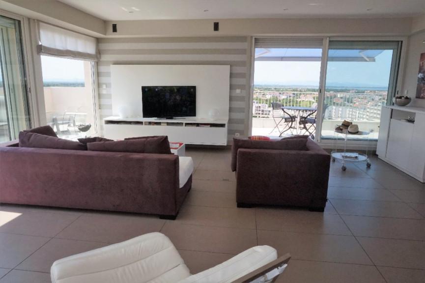 A vendre Saint Cyprien Plage 66044718 Agence le lagon