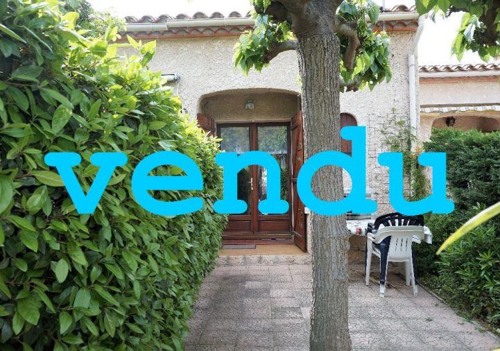 A vendre Maison Saint Cyprien Plage | Réf 66044897 - Agence le lagon