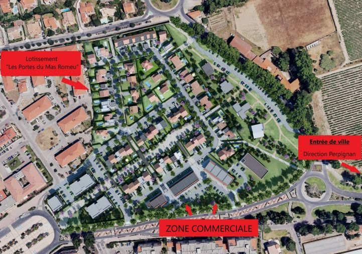 A vendre Local commercial Saint Esteve | R�f 66050159 - Foinneau transaction