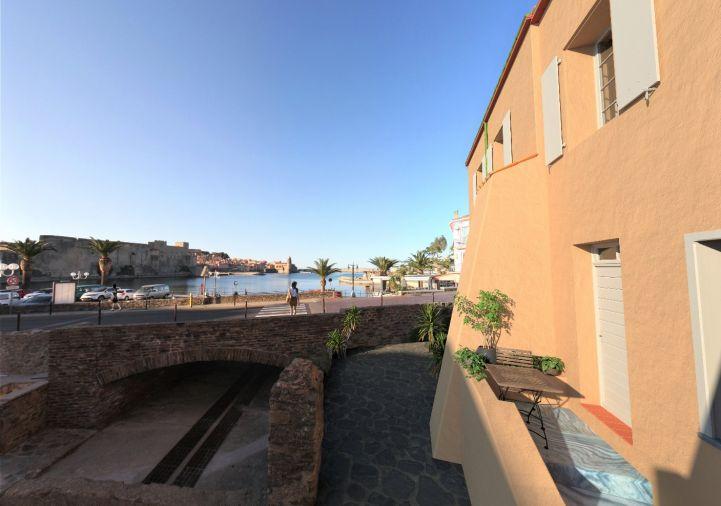 A vendre Triplex Collioure | R�f 66050183 - Foinneau transaction