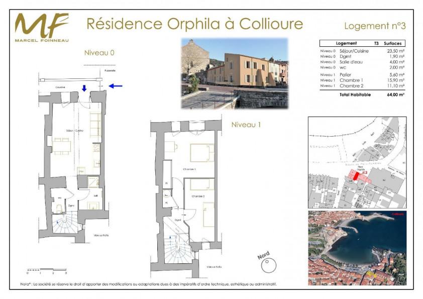 A vendre  Collioure | Réf 66050184 - Foinneau transaction