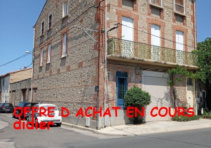 A vendre Maison Bages | R�f 66052540 - Recherche maison & appartement