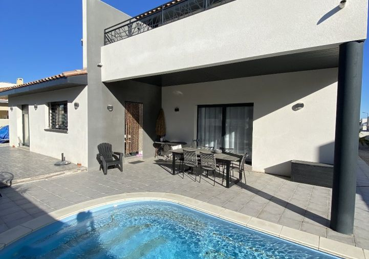 A vendre Maison contemporaine Villeneuve De La Raho | R�f 66052572 - Recherche maison & appartement