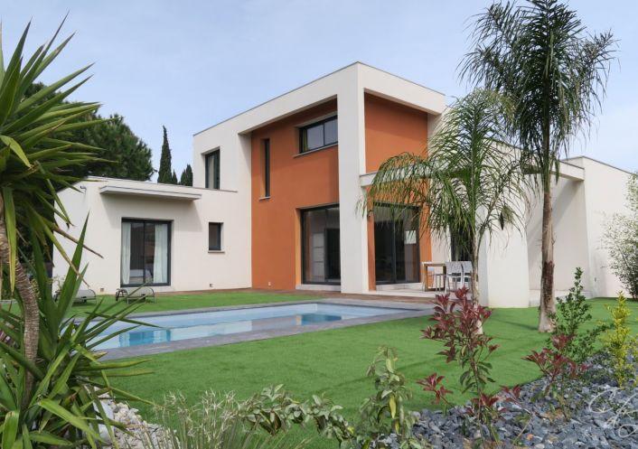 A vendre Villa d'architecte Montescot | Réf 66053240 - Carnet d'adresses