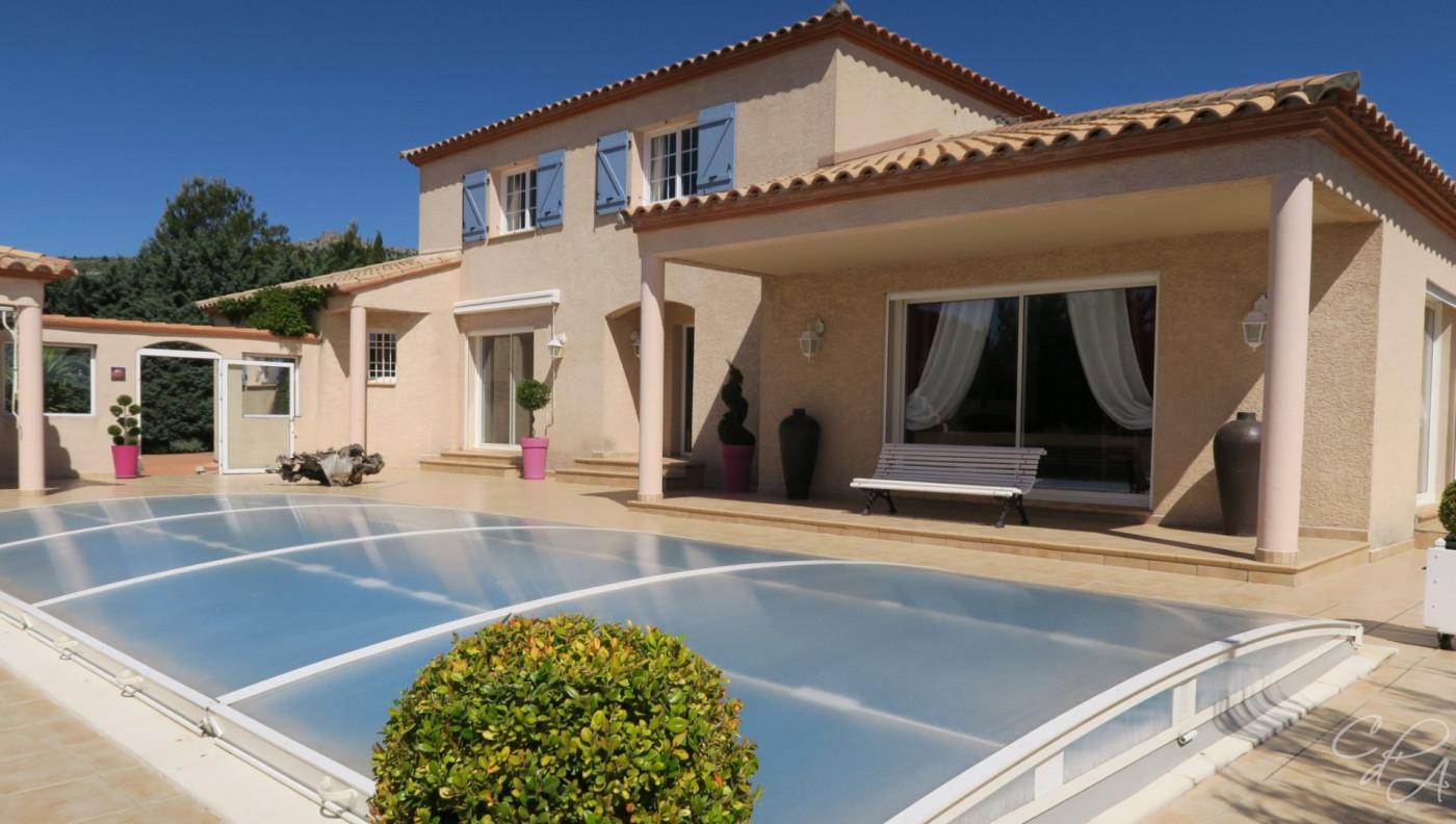 A vendre  Opoul Perillos | Réf 66053244 - Carnet d'adresses