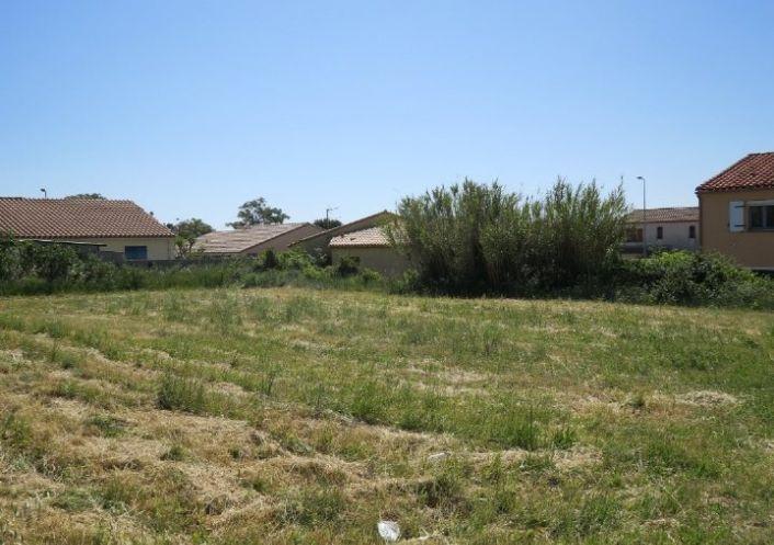 A vendre Terrain constructible Saleilles | Réf 66053251 - Carnet d'adresses