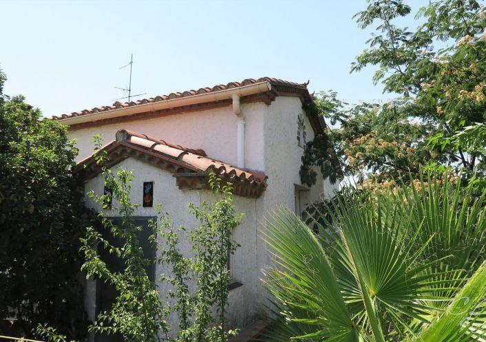 A vendre Villa d'architecte Saint Genis Des Fontaines | Réf 66053271 - Carnet d'adresses