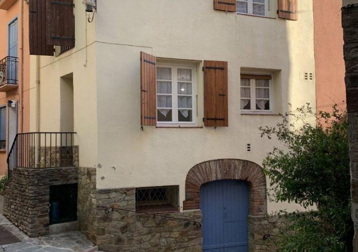 A vendre Maison de village Collioure | Réf 66053294 - Carnet d'adresses