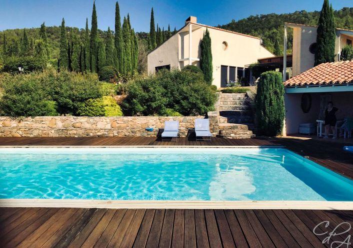 A vendre Villa d'architecte Lagrasse | Réf 66053365 - Carnet d'adresses