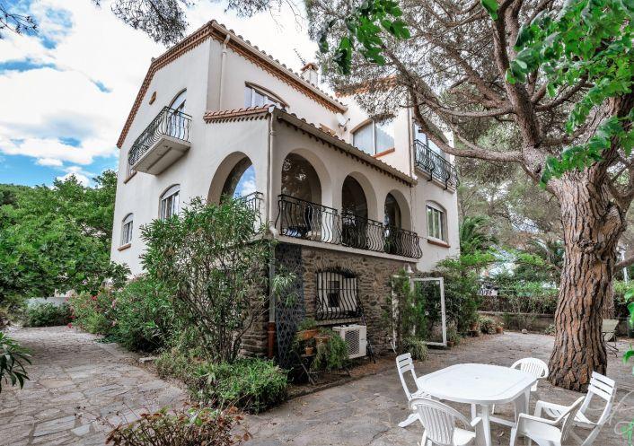 A vendre Villa d'architecte Argeles Sur Mer | Réf 66053369 - Carnet d'adresses