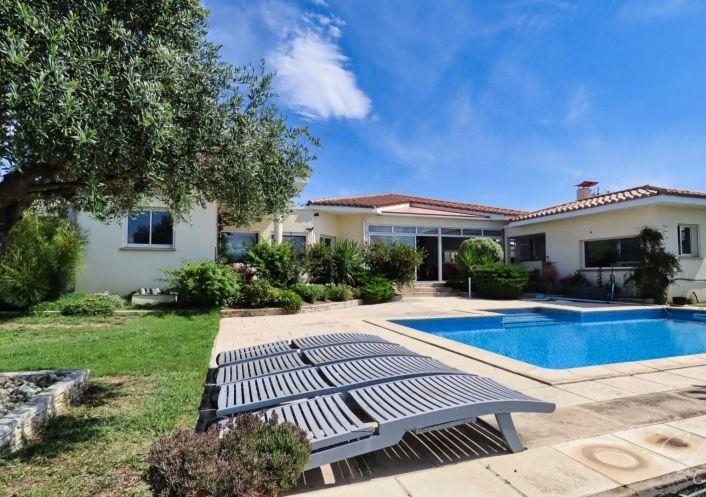 A vendre Villa d'architecte Villeneuve De La Raho | Réf 66053378 - Carnet d'adresses