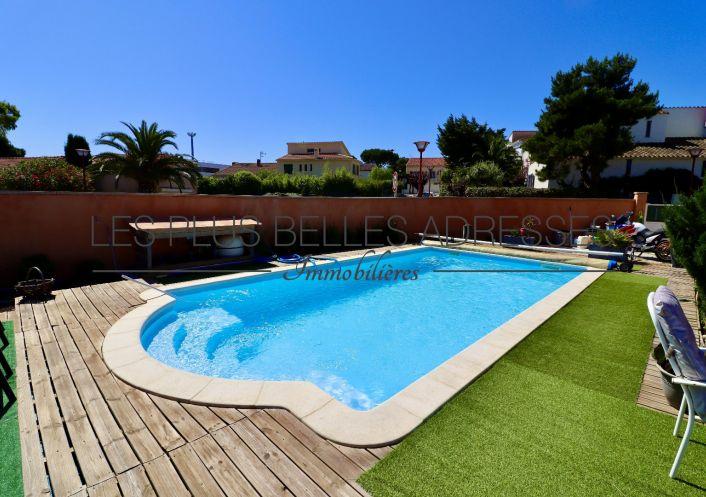 A vendre Villa Canet En Roussillon | R�f 6605725 - Les plus belles adresses