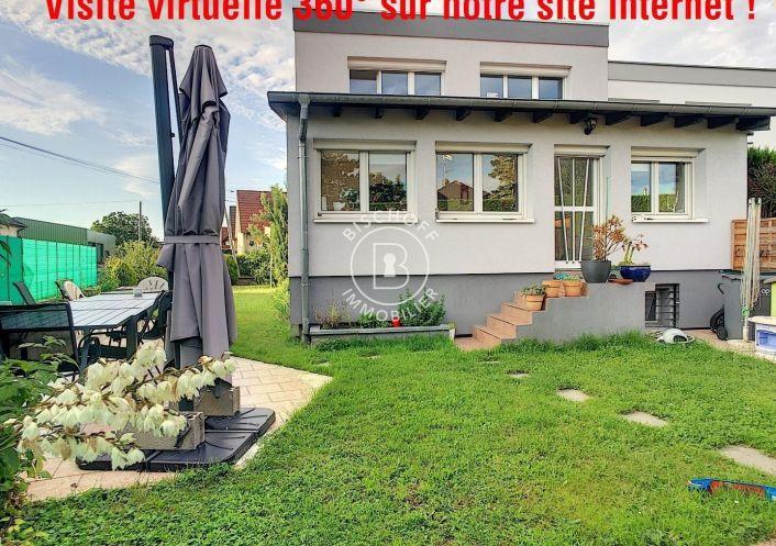A vendre Maison Habsheim | Réf 680051000 - Bischoff immobilier
