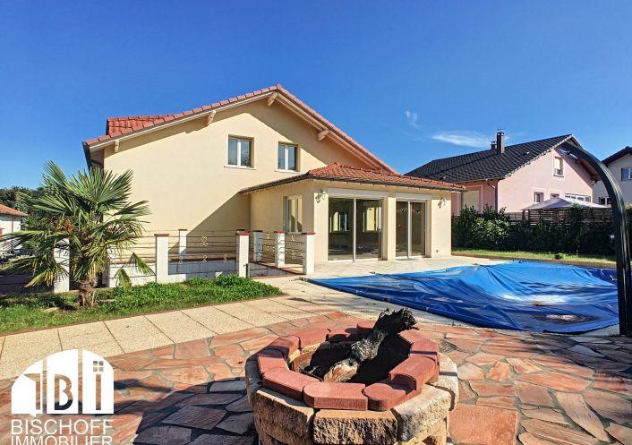 A vendre Maison Hegenheim | Réf 680051023 - Bischoff immobilier
