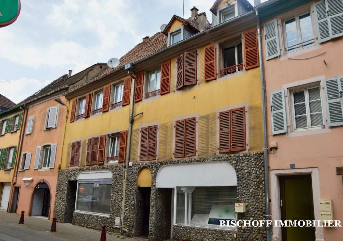 A vendre Thann 68005371 Bischoff immobilier