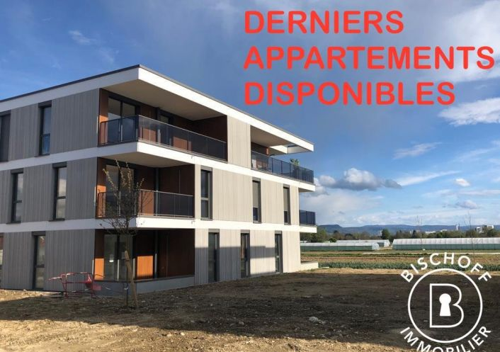 A vendre Appartement Village Neuf | Réf 68005418 - Bischoff immobilier