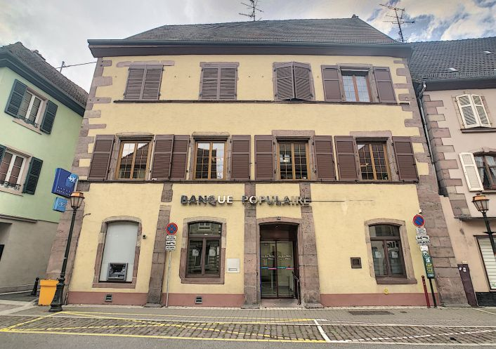 A vendre Soultz Haut Rhin 68005526 Bischoff immobilier