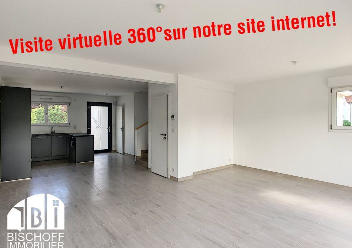 A vendre Kembs 68005574 Bischoff immobilier
