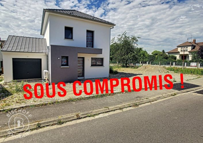 A vendre Maison Kembs | Réf 68005574 - Bischoff immobilier