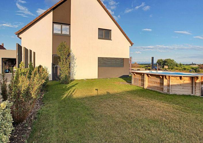 A vendre Sainte Croix En Plaine 68005584 Bischoff immobilier