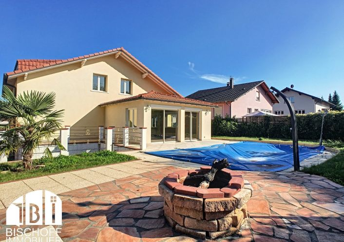 A vendre Hegenheim 68005595 Bischoff immobilier