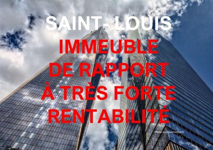 A vendre Immeuble de rapport Saint Louis   Réf 68005624 - Bischoff immobilier