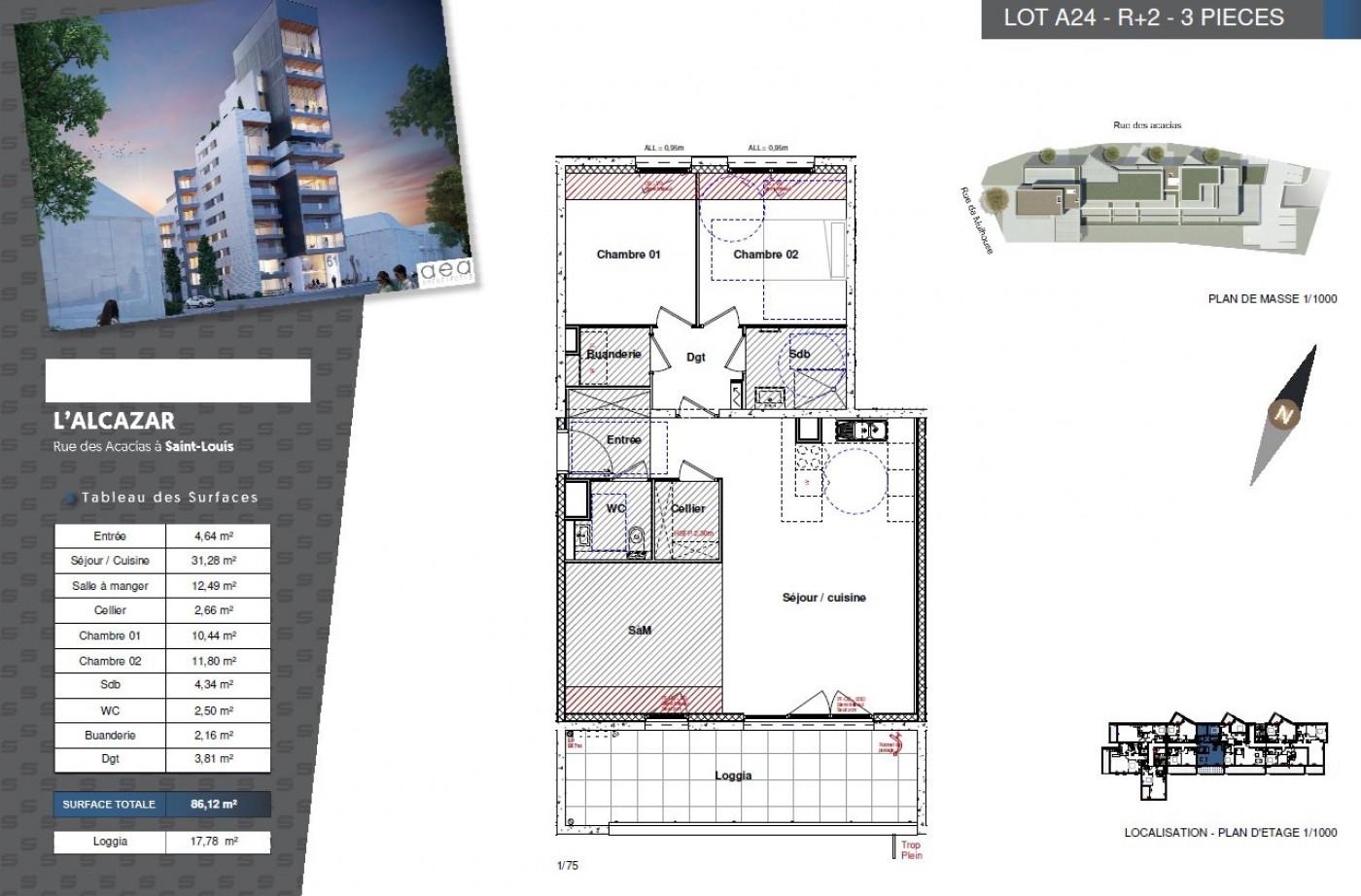 A vendre  Saint Louis | Réf 68005628 - Bischoff immobilier