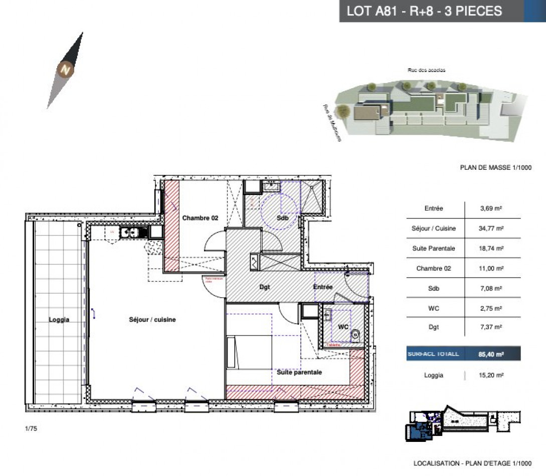 A vendre  Saint Louis   Réf 68005629 - Bischoff immobilier