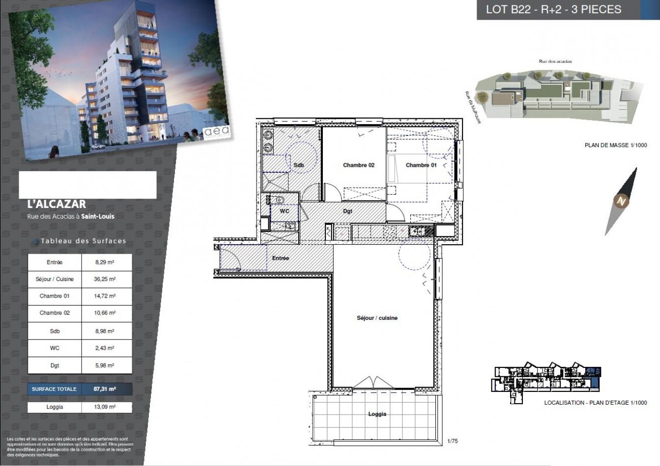 A vendre  Saint Louis | Réf 68005630 - Bischoff immobilier