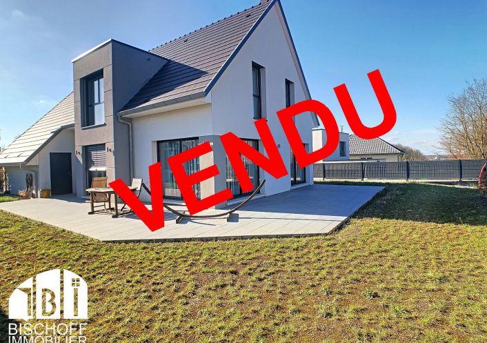 A vendre Maison individuelle Sierentz | Réf 68005633 - Bischoff immobilier