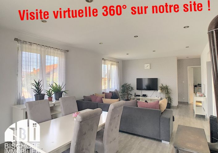 A vendre Hombourg 68005635 Bischoff immobilier