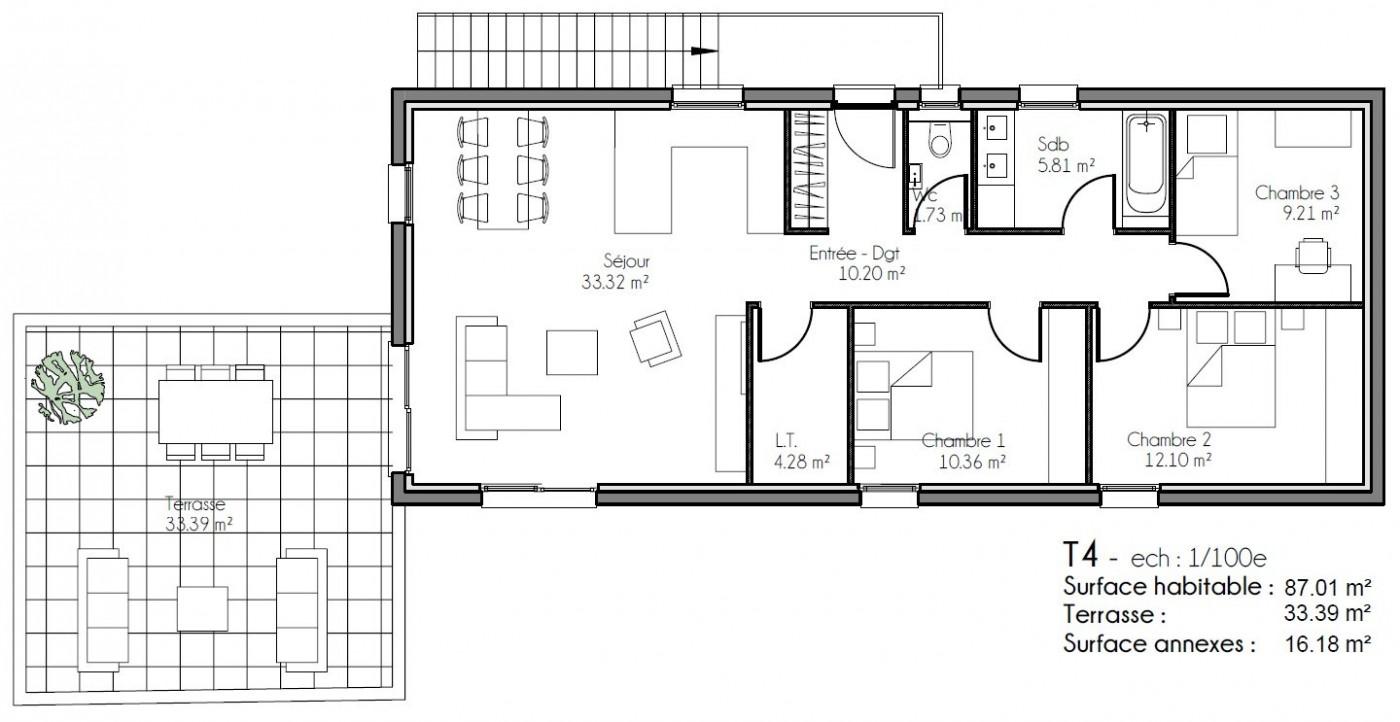 A vendre Blotzheim 68005679 Bischoff immobilier