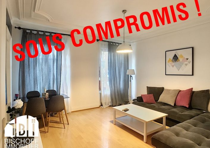 A vendre Mulhouse 68005690 Bischoff immobilier