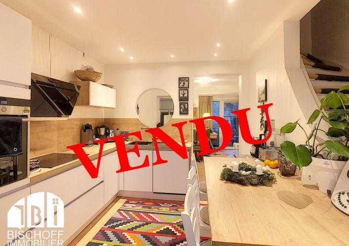 A vendre Maison jumelée Staffelfelden | Réf 68005707 - Bischoff immobilier