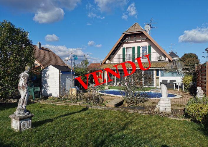 A vendre Maison Burnhaupt Le Bas | Réf 68005728 - Bischoff immobilier