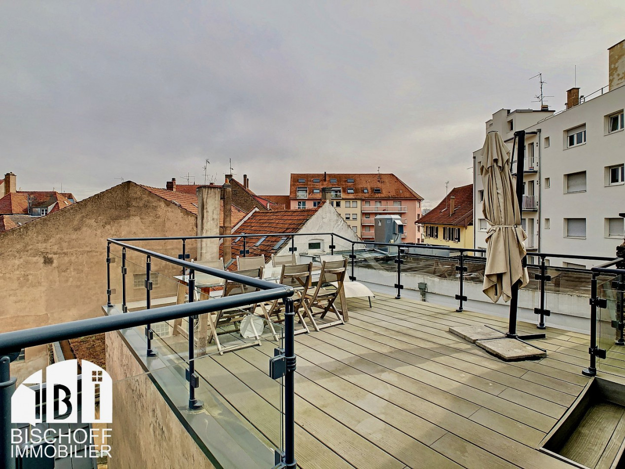 A vendre  Strasbourg | Réf 68005755 - Bischoff immobilier
