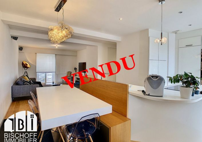 A vendre Appartement Strasbourg | Réf 68005755 - Bischoff immobilier