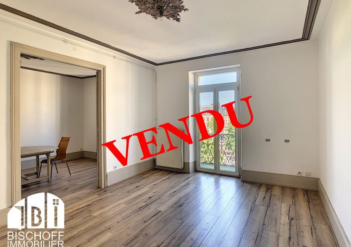 A vendre Appartement bourgeois Belfort | Réf 68005761 - Bischoff immobilier