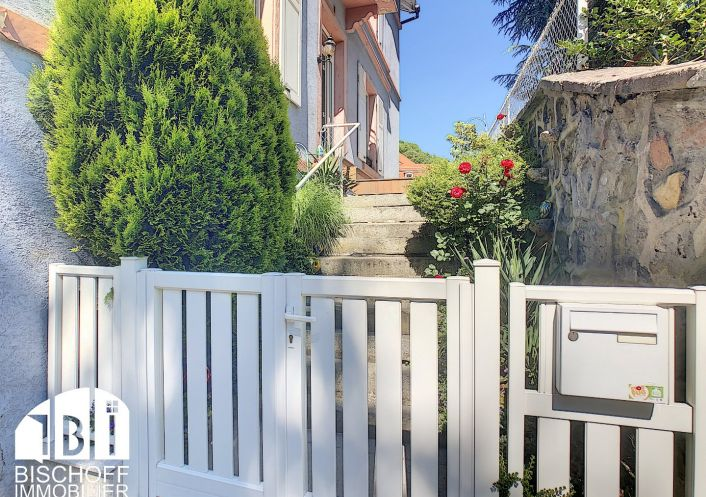 A vendre Appartement Thann | Réf 68005765 - Bischoff immobilier